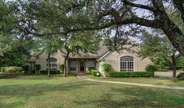 106 Canyon View Court, Hudson Oaks, TX 76087 (MLS #14349506) :: The Daniel Team