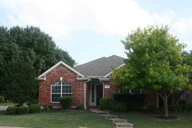 1546 Cliff Creek Drive, Allen, TX 75002 (MLS #14349512) :: Frankie Arthur Real Estate