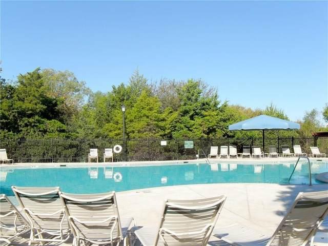 1546 Cliff Creek Drive, Allen, TX 75002 (MLS #14349512) :: Tenesha Lusk Realty Group