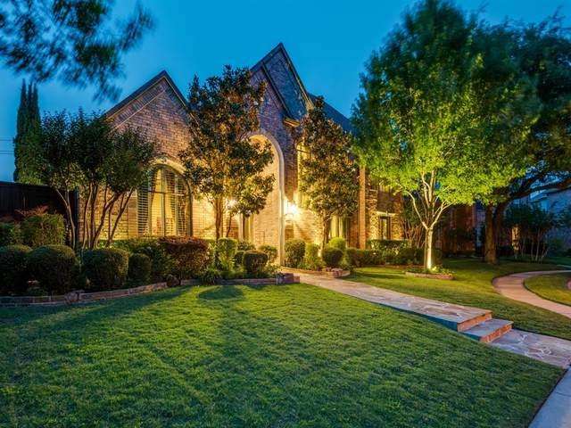5408 Wescott Lane, Dallas, TX 75287 (MLS #14349515) :: The Chad Smith Team