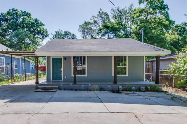 3406 Harlingen Street, Dallas, TX 75212 (MLS #14349516) :: The Heyl Group at Keller Williams