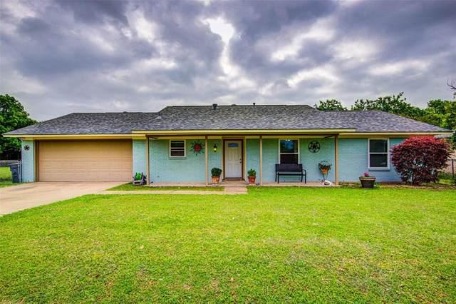 120 W Park Street, Little Elm, TX 75068 (MLS #14349535) :: Team Tiller