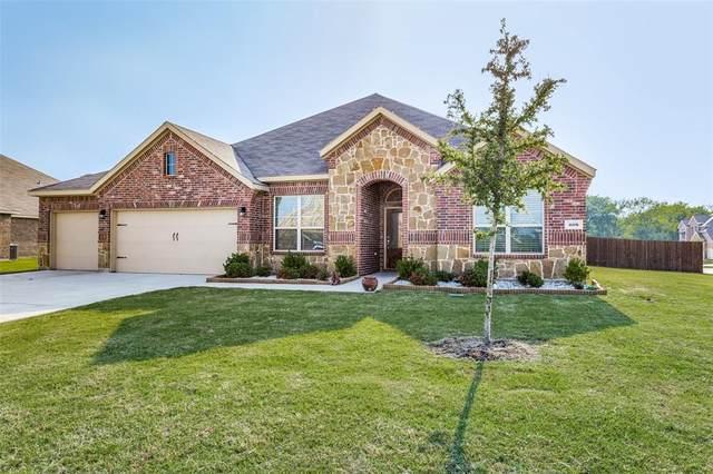 608 Woodridge Drive, Oak Point, TX 75068 (MLS #14349549) :: Team Tiller
