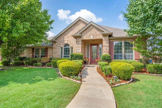 1805 Harvest Glen Drive, Allen, TX 75002 (MLS #14349555) :: Frankie Arthur Real Estate