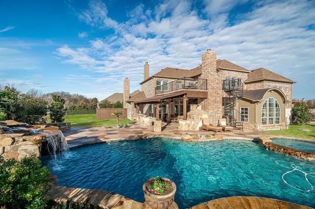 7100 Audubon Drive, Parker, TX 75002 (MLS #14349572) :: Tenesha Lusk Realty Group