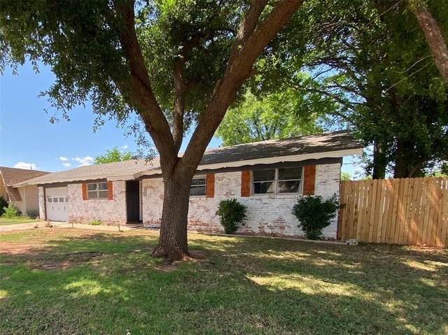 3726 Janice Lane, Abilene, TX 79603 (MLS #14349584) :: Century 21 Judge Fite Company