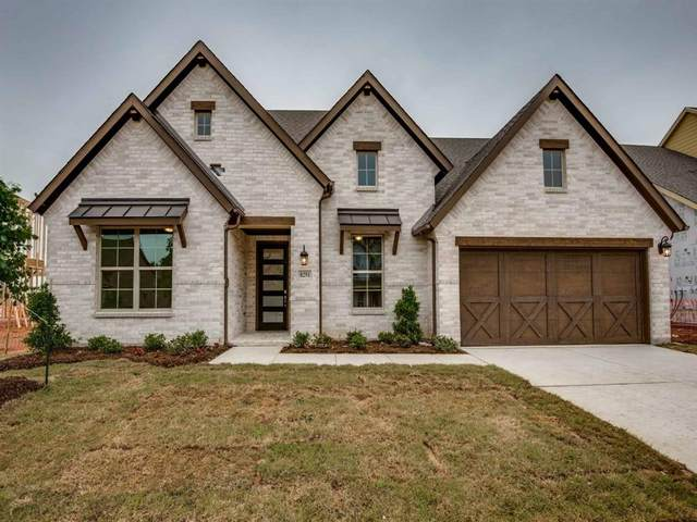 8246 Cotton Patch Lane, Frisco, TX 75034 (MLS #14349593) :: Real Estate By Design