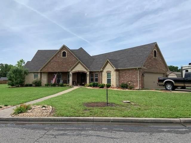 2224 Flora Lane, Denison, TX 75020 (MLS #14349596) :: The Heyl Group at Keller Williams