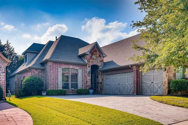 6512 Bordeaux Park, Colleyville, TX 76034 (MLS #14349603) :: The Chad Smith Team