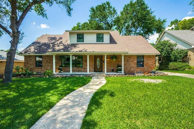 9961 Greenfield Drive, Dallas, TX 75238 (MLS #14349608) :: The Hornburg Real Estate Group