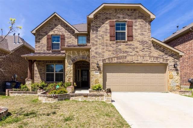 3468 Canyon Lake Drive, Little Elm, TX 75068 (MLS #14349640) :: Real Estate By Design