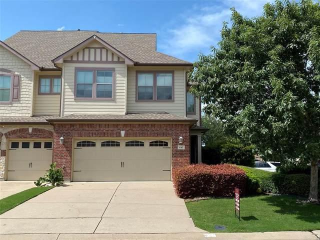 645 Raford Hill Lane, Richardson, TX 75081 (MLS #14349670) :: The Good Home Team