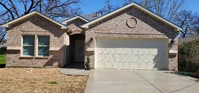 4006 Ingersoll Street, Dallas, TX 75212 (MLS #14349679) :: The Heyl Group at Keller Williams