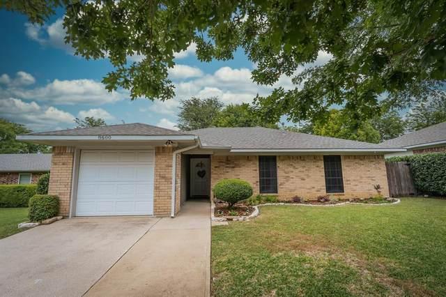 8600 Santa Clara Drive, Frisco, TX 75033 (MLS #14349682) :: The Heyl Group at Keller Williams