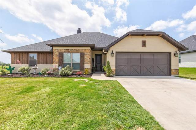 211 Bayless Avenue, Godley, TX 76044 (MLS #14349689) :: All Cities USA Realty