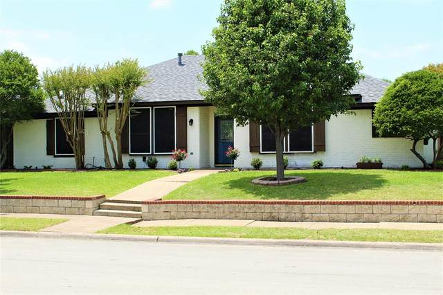 401 Kingsbridge Drive, Garland, TX 75040 (MLS #14349693) :: Frankie Arthur Real Estate