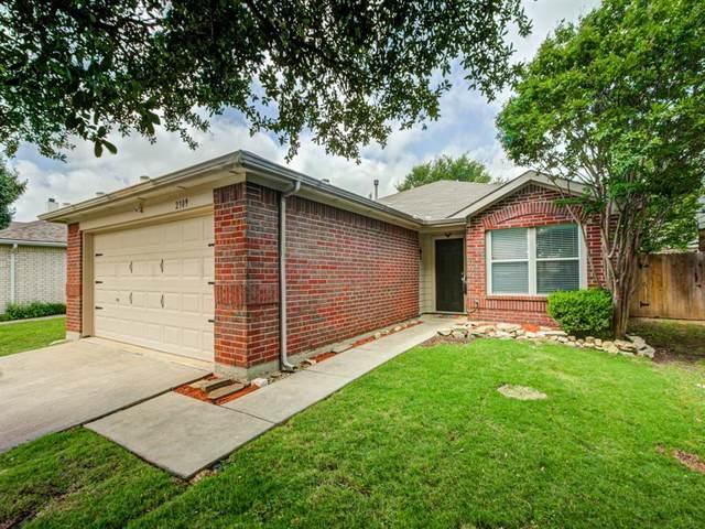 2309 Southway, Denton, TX 76207 (MLS #14349712) :: Real Estate By Design