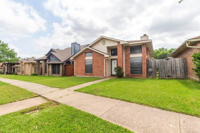 554 Oxbow Street, Mesquite, TX 75149 (MLS #14349728) :: HergGroup Dallas-Fort Worth