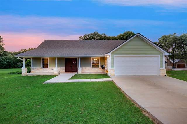 151 Tall Oaks Drive, Streetman, TX 75859 (MLS #14349731) :: All Cities USA Realty