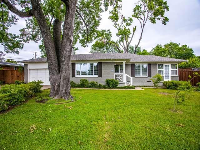 4215 Walnut Hill Lane, Dallas, TX 75229 (MLS #14349738) :: Real Estate By Design