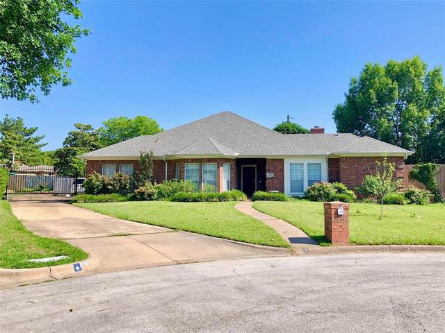 3013 Cresthaven Court, Grapevine, TX 76051 (MLS #14349747) :: The Chad Smith Team