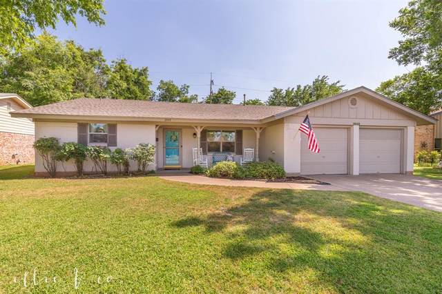 3949 Brookhollow Drive, Abilene, TX 79605 (MLS #14349748) :: The Heyl Group at Keller Williams