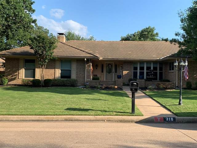 218 Inverness Drive, Trophy Club, TX 76262 (MLS #14349761) :: The Heyl Group at Keller Williams