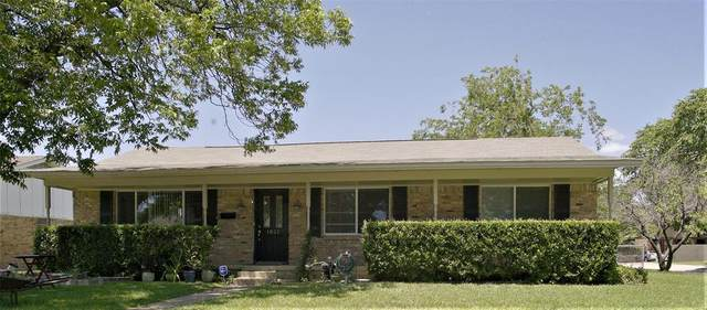 1821 Gravley Drive, Carrollton, TX 75006 (MLS #14349770) :: Ann Carr Real Estate