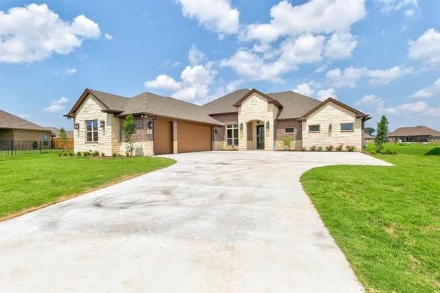 116 Spieth Court, Granbury, TX 76048 (MLS #14349785) :: The Heyl Group at Keller Williams