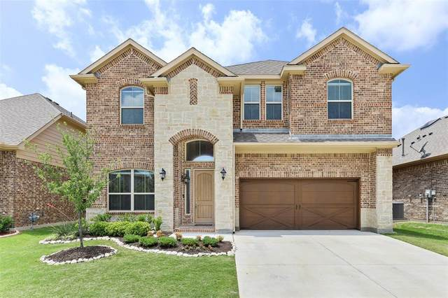 209 Mineral Point Drive, Aledo, TX 76008 (MLS #14349793) :: The Good Home Team