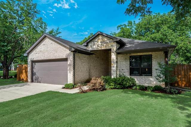 412 Mirike Drive, White Settlement, TX 76108 (MLS #14349802) :: The Chad Smith Team