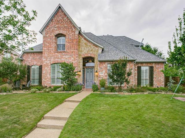6800 Boulder Lake Road, Mckinney, TX 75072 (MLS #14349806) :: The Heyl Group at Keller Williams