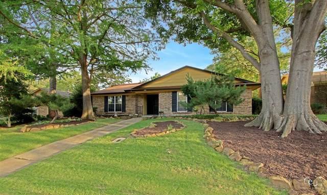 1350 Evergreen Drive, Lewisville, TX 75067 (MLS #14349812) :: Century 21 Judge Fite Company