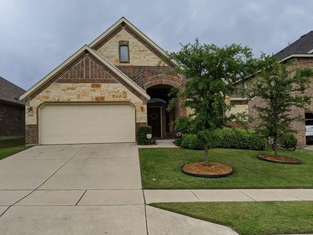 3916 Hollow Lake Road, Fort Worth, TX 76262 (MLS #14349818) :: The Kimberly Davis Group