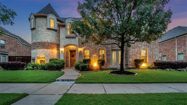 2754 Autumn Lane, Frisco, TX 75036 (MLS #14349819) :: The Heyl Group at Keller Williams