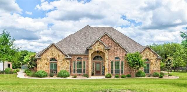 2199 Cactus Rio Lane, Weatherford, TX 76087 (MLS #14349831) :: The Mauelshagen Group
