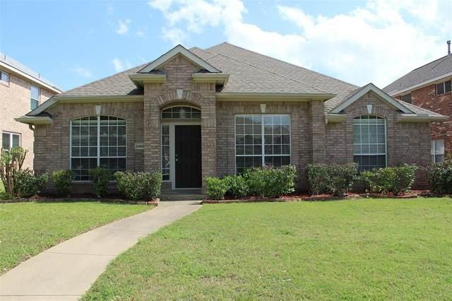2460 Cimmaron Drive, Plano, TX 75025 (MLS #14349832) :: Real Estate By Design