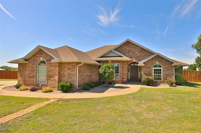 214 Codybug Road, Abilene, TX 79602 (MLS #14349843) :: All Cities USA Realty
