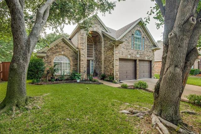 14601 Woodshadow Lane, Addison, TX 75001 (MLS #14349845) :: The Good Home Team
