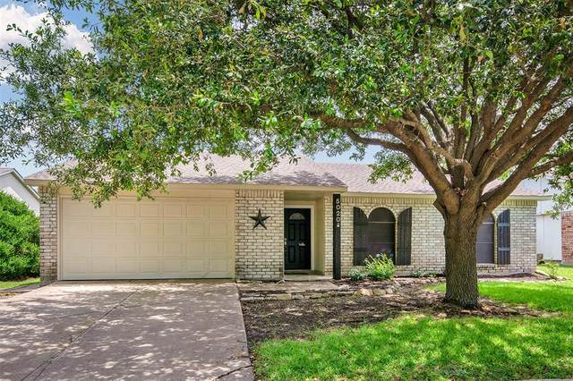 5020 Griffin Drive, The Colony, TX 75056 (MLS #14349851) :: The Heyl Group at Keller Williams