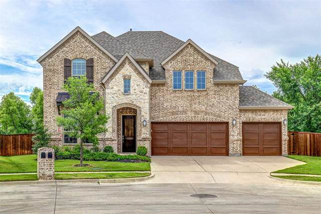 1501 Perdido Drive, Euless, TX 76039 (MLS #14349865) :: The Mitchell Group