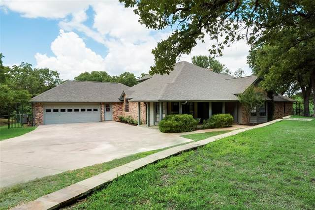 297 Highland Drive, Decatur, TX 76234 (MLS #14349866) :: Trinity Premier Properties