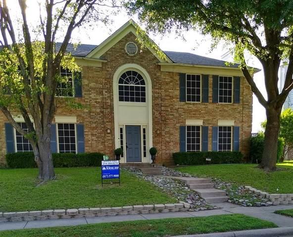 1313 E Miller Drive, Cedar Hill, TX 75104 (MLS #14349875) :: Century 21 Judge Fite Company