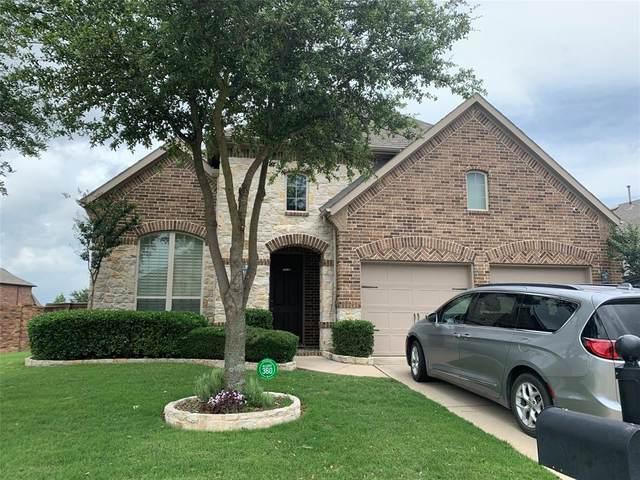 1020 Somerset Circle, Forney, TX 75126 (MLS #14349879) :: RE/MAX Landmark