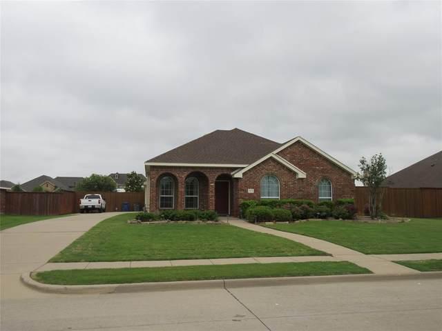 1613 Lake Travis Drive, Allen, TX 75002 (MLS #14349881) :: Tenesha Lusk Realty Group