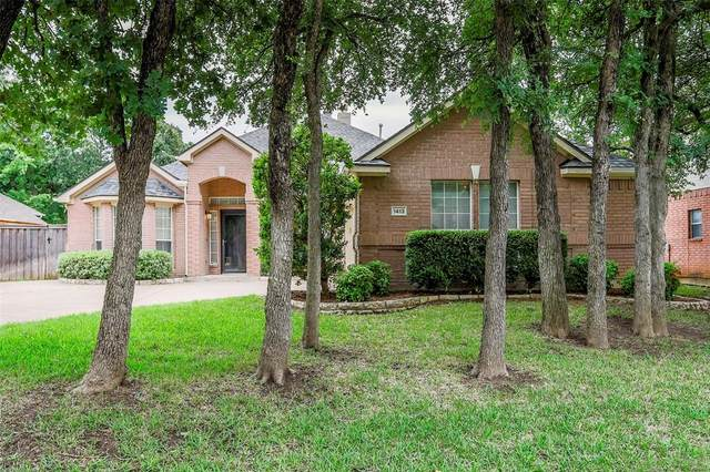 1413 Briar Meadow Drive, Keller, TX 76248 (MLS #14349884) :: Team Hodnett