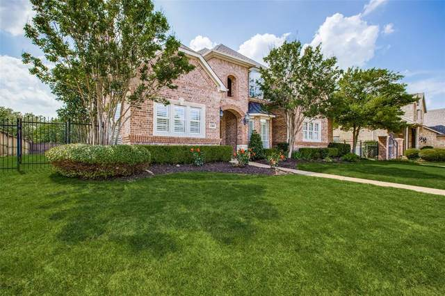 1300 Montgomery Lane, Southlake, TX 76092 (MLS #14349901) :: The Kimberly Davis Group