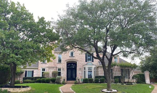 1002 Parkview Court, Southlake, TX 76092 (MLS #14349907) :: The Kimberly Davis Group