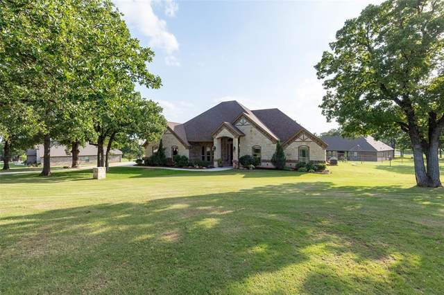 100 Ellis Pond Court, Weatherford, TX 76085 (MLS #14349911) :: Real Estate By Design