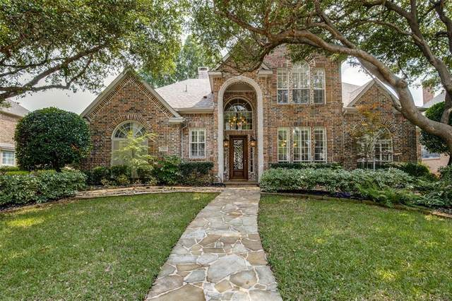 5968 Tipperary Drive, Plano, TX 75093 (MLS #14349921) :: Frankie Arthur Real Estate